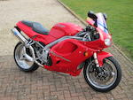 1999 Triumph T955i Daytona Frame no. SMT502FK1WJ058892 Engine no. 059046