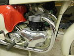 1962 Norton 497cc Dominator 88 Deluxe Frame no. 97271 Engine no. 97271