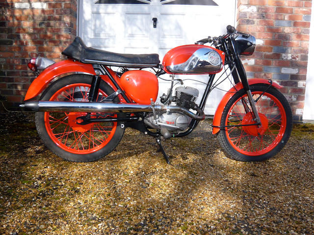 1968 BSA 173cc D10 Bantam Sports Frame no. D10A 4568 Engine no. D10A 4568