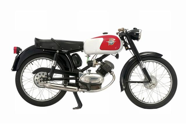 1958 MV Agusta 83cc Ottantatre Frame no. 83-550860 Engine no. 83-555888