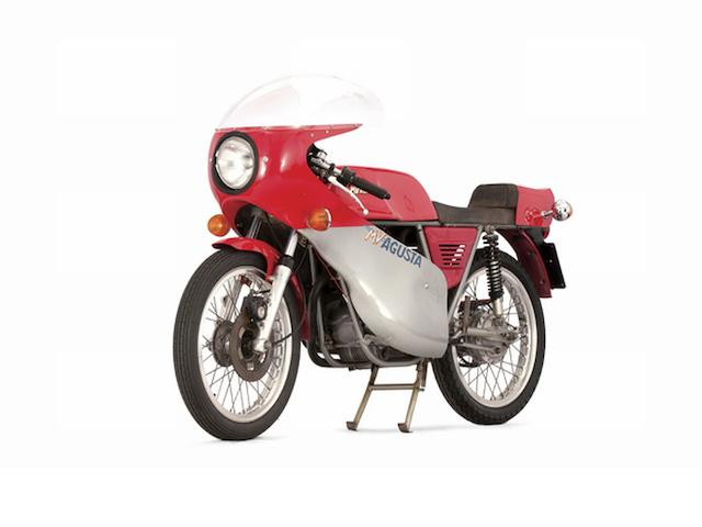 c.1976 MV Agusta 125 Sport Frame no. 21801017 Engine no. 2180869