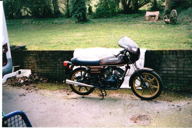 c.1980 Morini 250cc C2