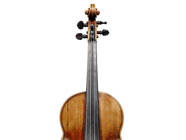 A French Violin by Nicolas Lupot, Paris circa 1810 (1)