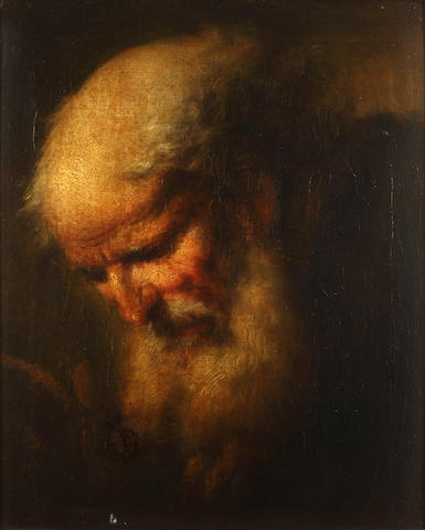Dutch School, 17th Century Saint Peter