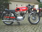1971 MV Agusta 150 RSS Frame no. MVRS856779 Engine no. RS856895