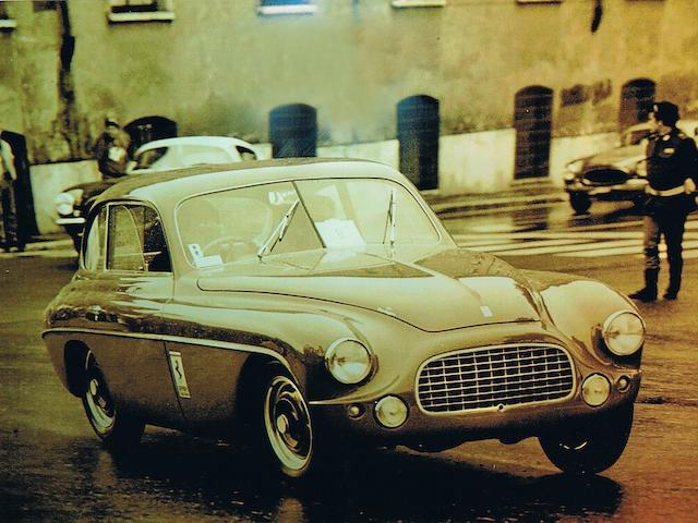 1949 Ferrari 166 Touring