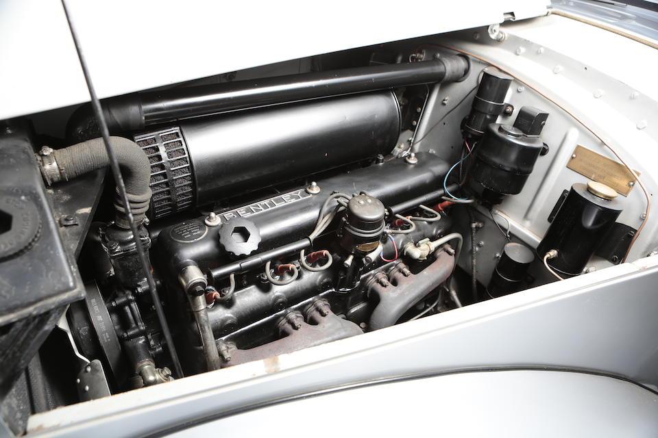 1949 Bentley MkVI 4¼-Litre Countryman Shooting Brake  Chassis no. B441DZ Engine no. B470D