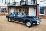 Ex - Sir David Brown,1969 Aston Martin Lagonda 4-Door Prototype  Chassis no. MP/230/1 Engine no. V/540/008/EE