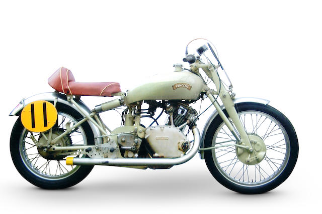 c.1950 Vincent 499cc Grey Flash Replica Frame no. RC 8306 Engine no. F5AB/2A/3073