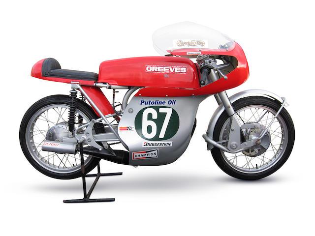 1967 Greeves 246cc Silverstone RES Frame no. 24RES 150 Engine no. GPA7 209