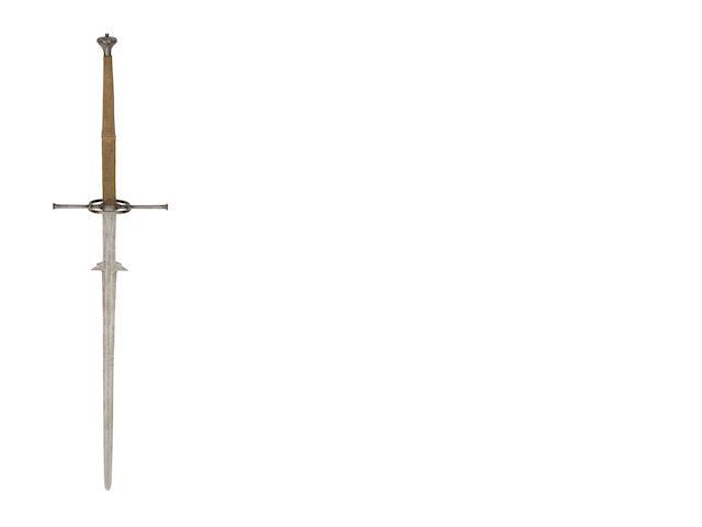 A Composite Italian Two-Hand Sword