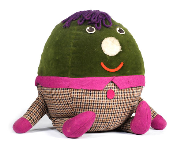 An Original Humpty from the BBC's 'Playschool'