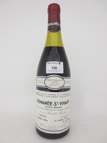 Romanee-St-Vivant 1986 (1)