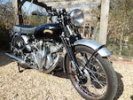 1950 Vincent 998cc Rapide Frame no. RC7283 Engine no. F10AB/1/5383