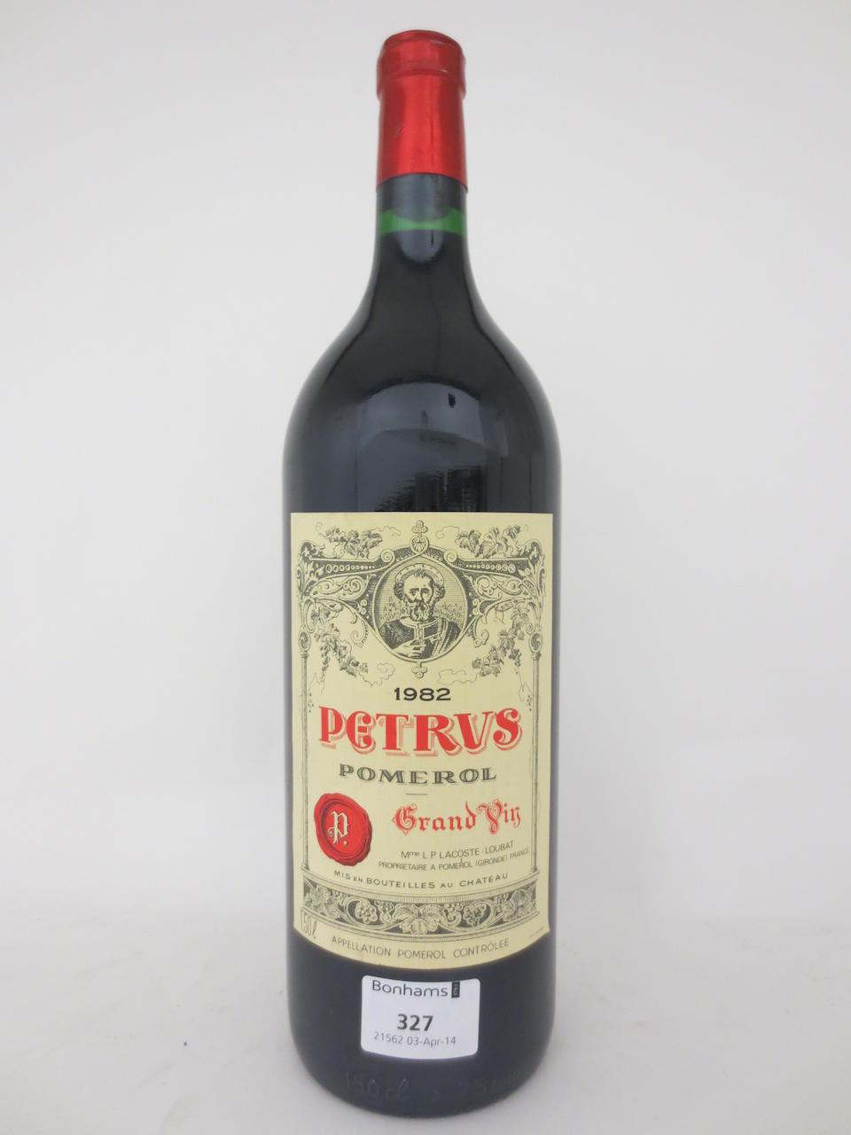 Petrus 1982 (1 magnum)