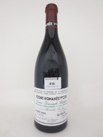 Vosne-Romanee 1er Cru, Cuvee Duvault-Blochet 2002(1)