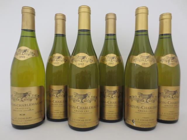 Corton-Charlemagne 1993 (1) Corton-Charlemagne 1997 (5)