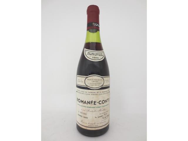 Romanee-Conti 1980 (1)