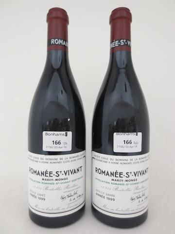 Romanee-St-Vivant 1999 (2)