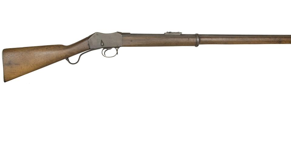 A .577/.450 Martini Henry Mark II 1. Volunteer Rifle