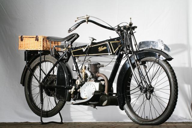 1921 Velocette 220cc D2 Frame no. 741 Engine no. 723 21 BO