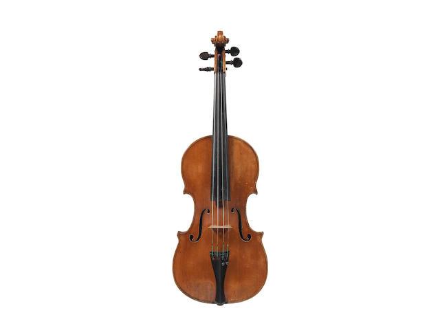 A fine Violin by Giovanni Battiste Guadagnini, Turin, 1773