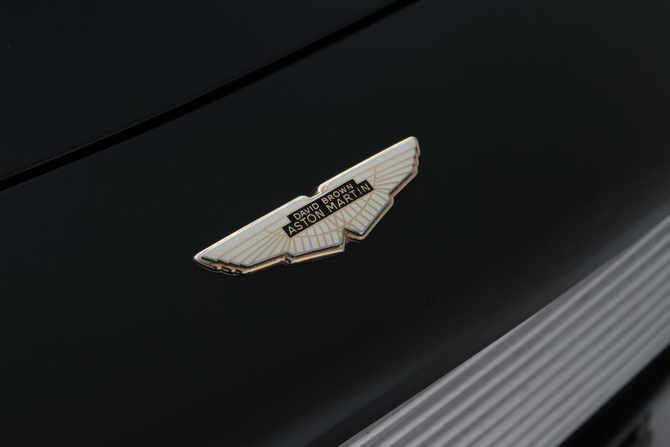 1969 Aston Martin DB6 Volante   Chassis no. DBVC/3737/R Engine no. 400/4189