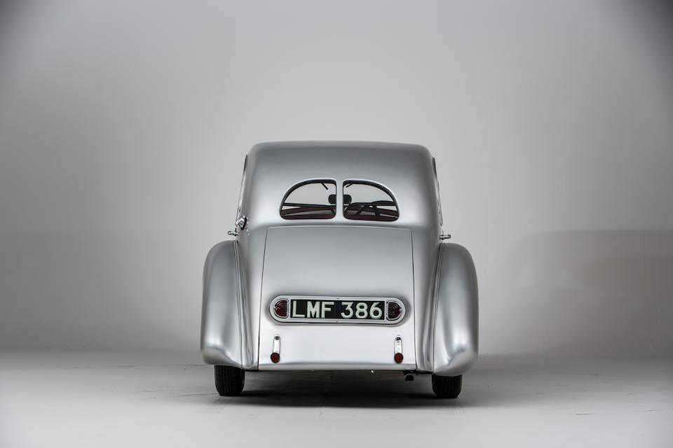 The ex-Gordon Sutherland, experimental one-off           ,1939-40  Aston Martin Atom Factory Prototype Concept Car  Chassis no. G40/900 Engine no. EN4/48/2.