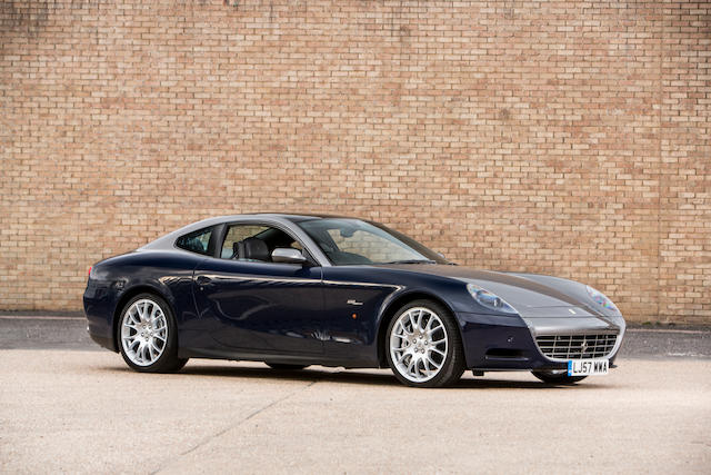 One of only 60 built of which four are right-hand drive ,2008 Ferrari 612 Sessanta Coupé  Chassis no. ZFFJY54C000158230 Engine no. 127340