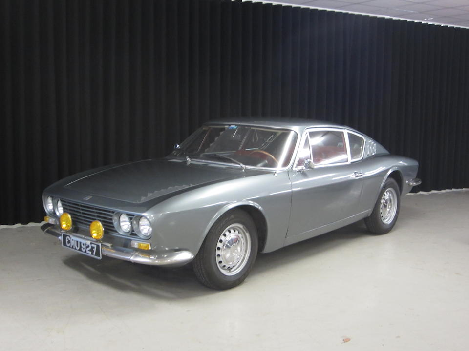 Left-hand drive,1967 OSI 20M TS Coupé  Chassis no. EX54HB02648 Engine no. HB02648