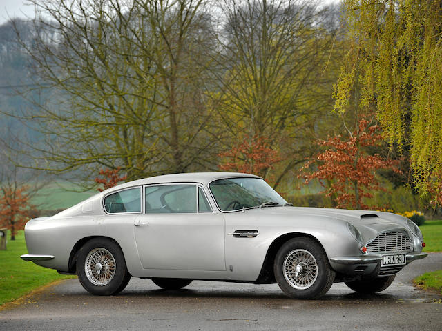 In current ownership for over 40 years,1966  Aston Martin  DB6 Vantage Sports Saloon  Chassis no. DB6/2534/R Engine no. 400/2515/V