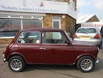 1989 Mini '30' Limited Edition Saloon  Chassis no. SAXXL2S1N20445285 Engine no. 99HE20117278