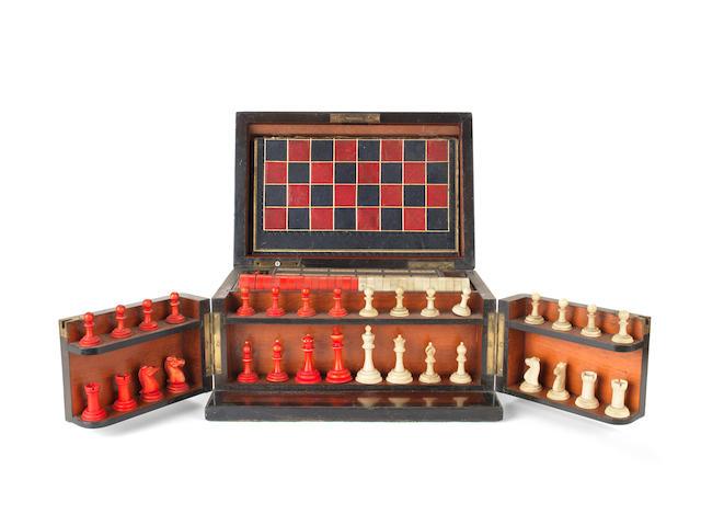 A late Victorian coromandel games compendium