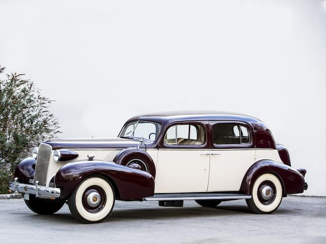 1936 Cadillac Fleedwood 4 Door Saloon