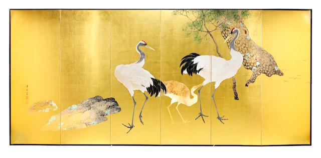 Ikegami Shuho (1874-1944) Taisho Period