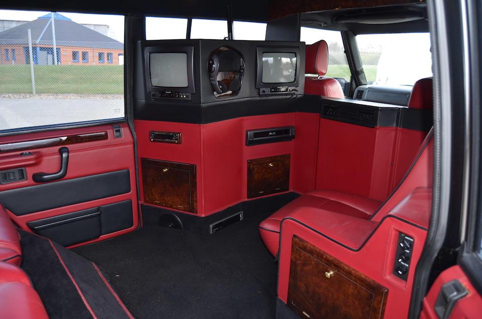 1994 Range Rover Vogue LSE V8 4.3 Auto Stretch Limousine  Chassis no. SALLHBM33MA648288 Engine no. N0D09761B
