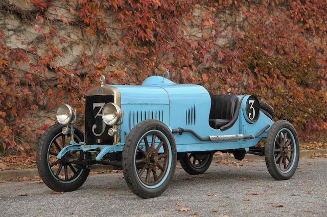 1918 Bianchi Tipo 12 Roadster (see text)  Chassis no. 16977 Engine no. 16977