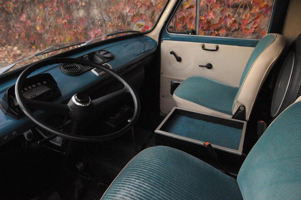 Left-hand drive,1978 FIAT 238 1st Series Minibus  Chassis no. 0192643 Engine no. 131.000
