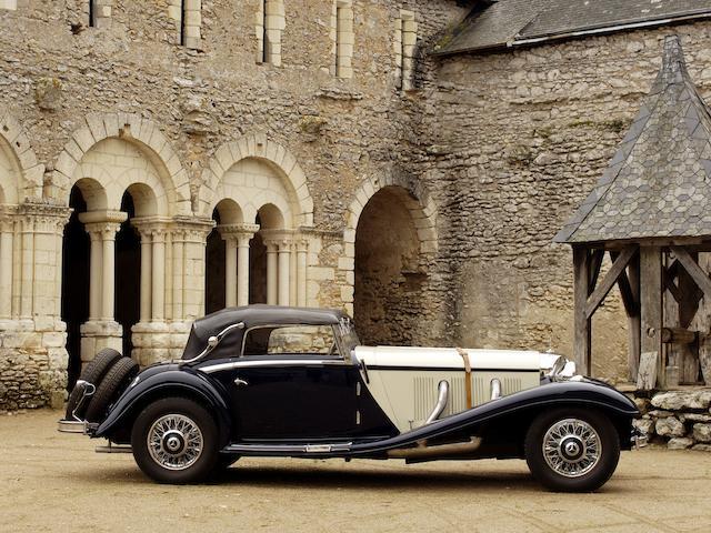 1936 Mercedes-Benz 540K Cabriolet A Chassis no. 130946 Engine no. 130946