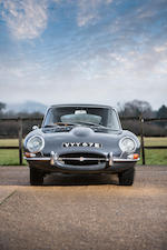 The ex-Jaguar Experimental Department/Lofty England/ The only E Type Jaguar fitted by the works with an overdrive from new,1967 Jaguar E-Type Series 1 4.2-Litre 2+2 Coupé  Chassis no. 1E50706DN	 Engine no. 7E51793-9