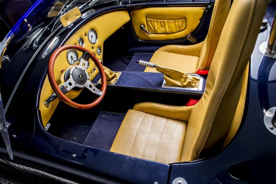 Pilgrim Sumo AC Cobra Replica Chassis no. FLCH15301E Engine no. V05048UN