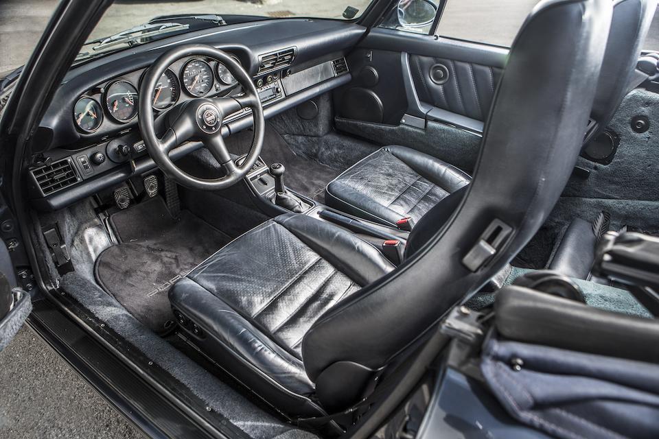 1990 Porsche 911 Carrera 2 Cabriolet Chassis no. WPOZZZ96ZLS421169 Engine no. 62L08874