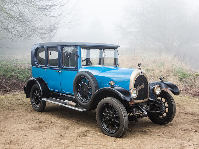 1925 Bean 14hp Saloon