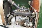 1923 Bean 12hp Van  Chassis no. 476024 Engine no. 50272