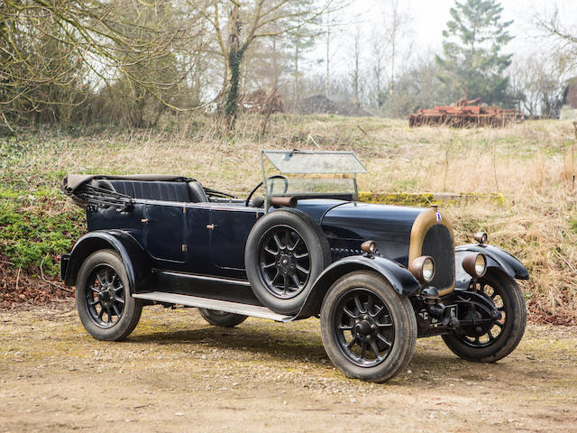 1925 Bean 14hp Four Seat Tourer