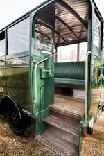 1929 Bean 14hp 14-seat Omnibus (30cwt)  Chassis no. 175311W Engine no. 2188/8