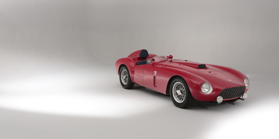 1954 Ferrari 375 Plus Sports Racing Spider Chassis Number: 0384 AM