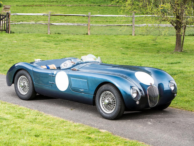 1966 Jaguar  Proteus C-Type Replica   Chassis no. 170604DN Engine no. K5 9135-8