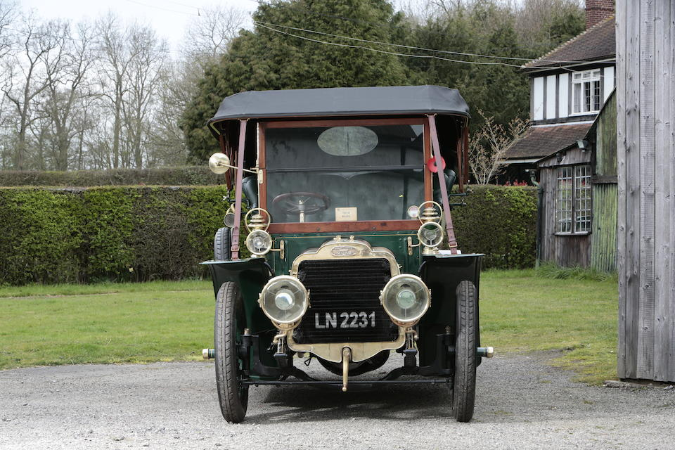 Ex-Harold Arthur Pierpoint, two family ownerships from new,1904 Mors 24/32-hp Roi des Belges  Chassis no. SM24000 Engine no. 24119