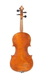 A Violin of the Scarampella School (3)